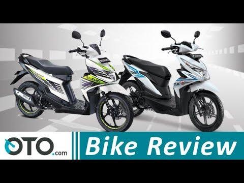 Suzuki Nex II vs Honda Beat | Bike Review | Siapa Terbaik? | OTO.com