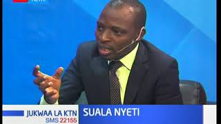 Jukwaa la KTN - 19th March 2018 - [Sehemu ya Pili] - Suala Nyeti: Kuthibiti majanga