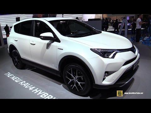 Toyota Rav 4 Hybrid Паркетник класса J - рекламное видео 3