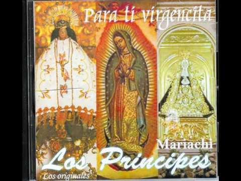 Mi virgen bella-amor eterno. música de juan gabriel. Mariachi los principes(OAXACA)