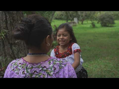 Un programa en pro de las familias guatemaltecas
