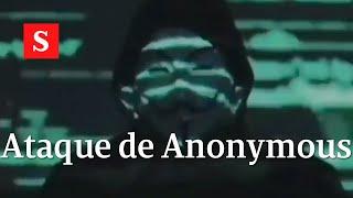 Anonymous: quiénes son y cuáles fueron sus jugadas a raíz del caso George Floyd |Video Semana
