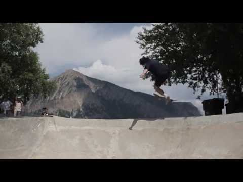 Crested Butte Skatepark ft. Sam Williams