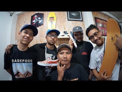 AMPM Short Talks With Bayu Handika, Fauzan Rayhan, Kemal Kusuma, Noviandi Akbar Syahputra