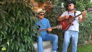 Bellamy Brothers - Crossfire Cover