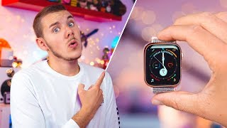J'ai acheté l'Apple Watch Series 4 !