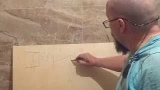 ПРИМЫКАНИЕ ВАННЫ К ПЛИТКЕ  ванная под ключ как делать