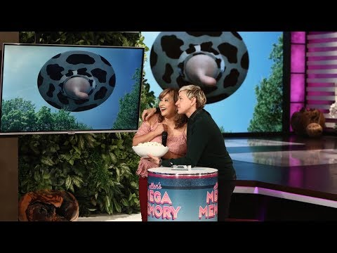 Ellen's Fans Test Their 'Mega Memory'