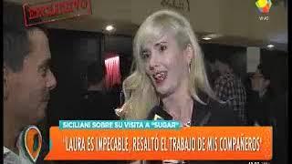 Griselda Siciliani Reveló Por Qué Fue Tan Fría Con Laurita Fernández