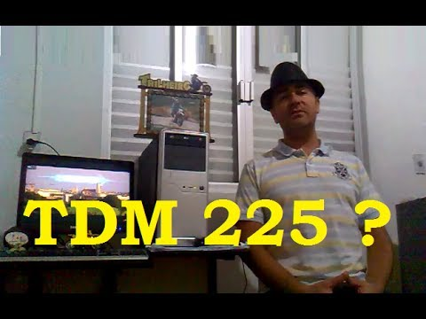 COMO PREPARAR MOTO YAMAHA TDM 225 PARA TRILHA - Leandro #82