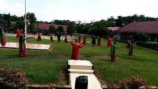 preview picture of video 'Tari kreasi anak kelas XII IPA 1 sma n 1 sungai rotan'