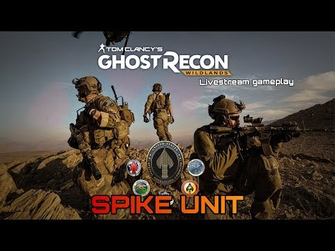 Marine Raiders Op JSOC MilSim  Ghost Recon Wildlands - смотреть