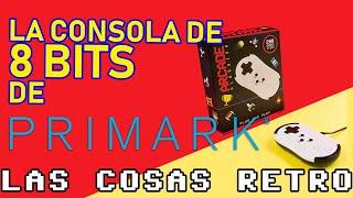 La CONSOLA de PRIMARK 👾 200 juegos NUEVOS de 8 bits