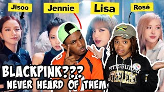Americans First Reaction To Blackpink| A Beginner's Guide to Blackpink! (who is who?) New Fans???
