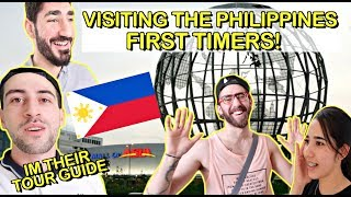 INSANE HUGE MALLS!! PHILIPPINES is # 1! 🇵🇭 MALL of ASIA