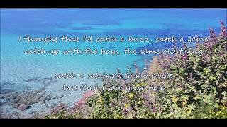 Brett Young - Catch (with lyrics)