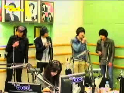 110408 Radio CNBLUE - Intuition