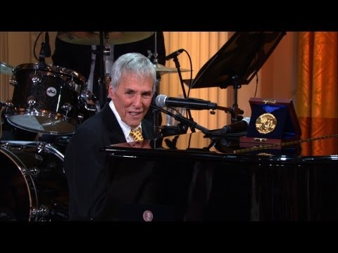 Behind the Scenes as Burt Bacharach and Hal David receive the Gershwin Award