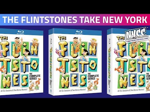 The Flintstones Take New York!