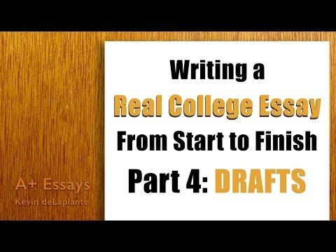 College application essay help statement