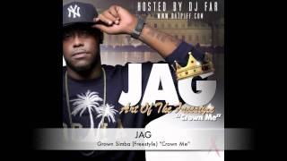 Jag - Grown Simba (Freestyle)