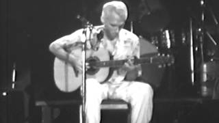 Jorma Kaukonen - Watch The North Wind Rise - 7/14/1979 - Convention Hall (Official)