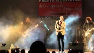 preview picture of video 'Abel Pintos - Anclada en mis sueños - Halleluja - O'Higgins - 02/03/2013'