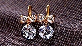 Small Diamond Earrings Designs 2019 | Indian Jewellery Design 2019