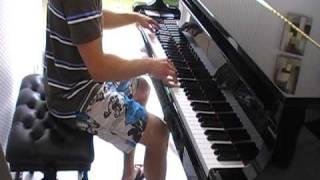 Sonata Arctica - Unopened piano