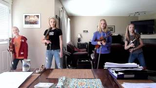 Let's Talk About Love / St. Anne's Reel- Keister Family Fiddlers