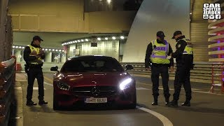 POLICE vs SUPERCARS in Monaco! | Top Marques compilation video