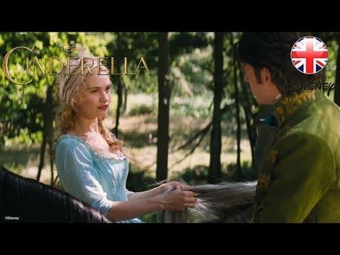Cinderella Movie Trailer