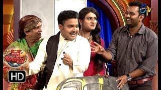 Sudigaali Sudheer Performance   Extra Jabardasth   7th September 2018   ETV Telugu