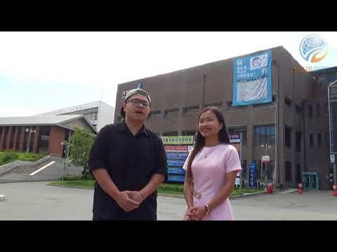 Phỏng vấn du học sinh đại học Jeonju- Hàn Quốc