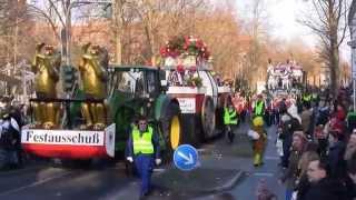 preview picture of video 'Der Tulpensonntagszug in Viersen 15.02.2015 (6/6)'