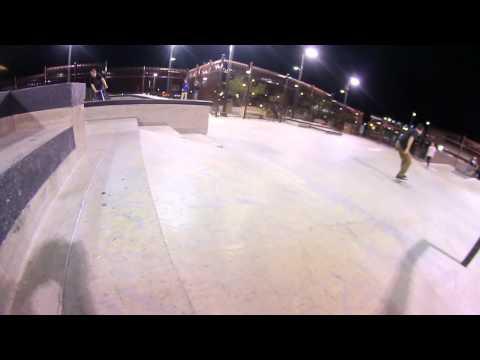 Enzo Cautela at Hidden Falls Skatepark