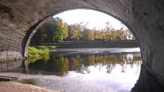 ВЛОГ Прогулка по Гатчине | Гатчинский парк | Приоратский парк