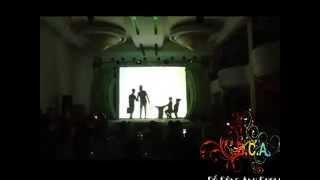 Shadow Dance Tuong Tác ITPSA   Vũ Đoàn Bồ Công Anh BCA