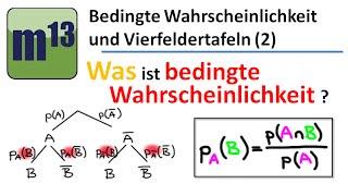 Übung: Bedingte Wahrscheinlichkeit berechnen - zweimaliges Würfeln ...