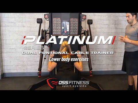 Dual Funcional Cable Trainer