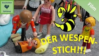 Playmobil Film Deutsch DER WESPENSTICH ♡ Playmobil Geschichten Mit Familie Miller