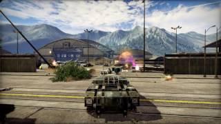 Infinite Tanks video