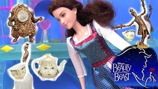 Красавица и Чудовище 2017! Beauty and the Beast! Видео для Детей. Принцессы Диснея Мультики