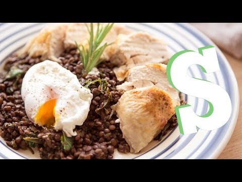 Roast Chicken & Lentils Recipe – Made Personal by SORTED