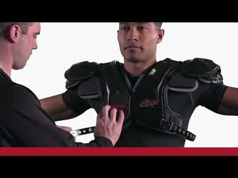 Shoulder Pad Fitting Instructions