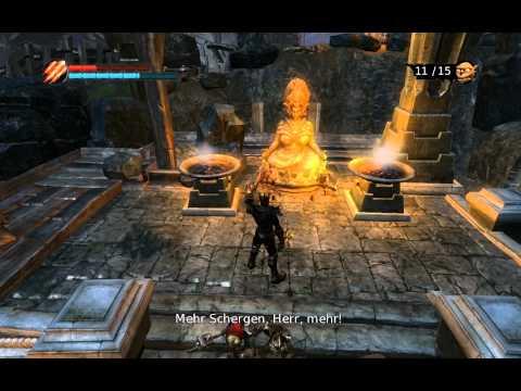 Let's Play Overlord Part 34 [Deutsch] [HD] - Die trojanische Kupfer-Mutter