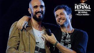 Axel & Abel Pintos (En vivo) (La llave - Aguaribay - Somos Uno) Villa María 2018