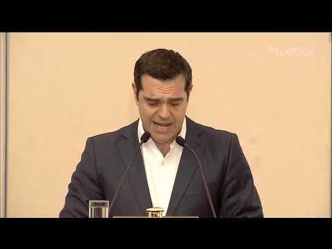 Ομιλία Τσίπρα στην εκδήλωση «Ευημερία για όλους σε μία βιώσιμη Ευρώπη»   4/3/2019   ΕΡΤ