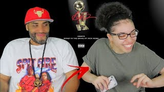 DRAKE   MONEY IN THE GRAVE (Feat. RICK ROSS) REACTION