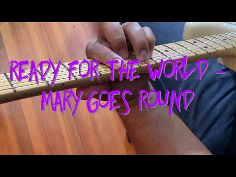 """Mary Goes Round"" is an awesome and fun song to play on guitar!"
